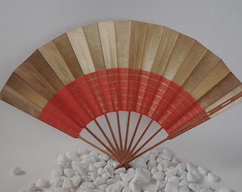 "Called to as ""Oogi"" This is used in Japanese dance performances etc. These are used as the Interior in Japan too."