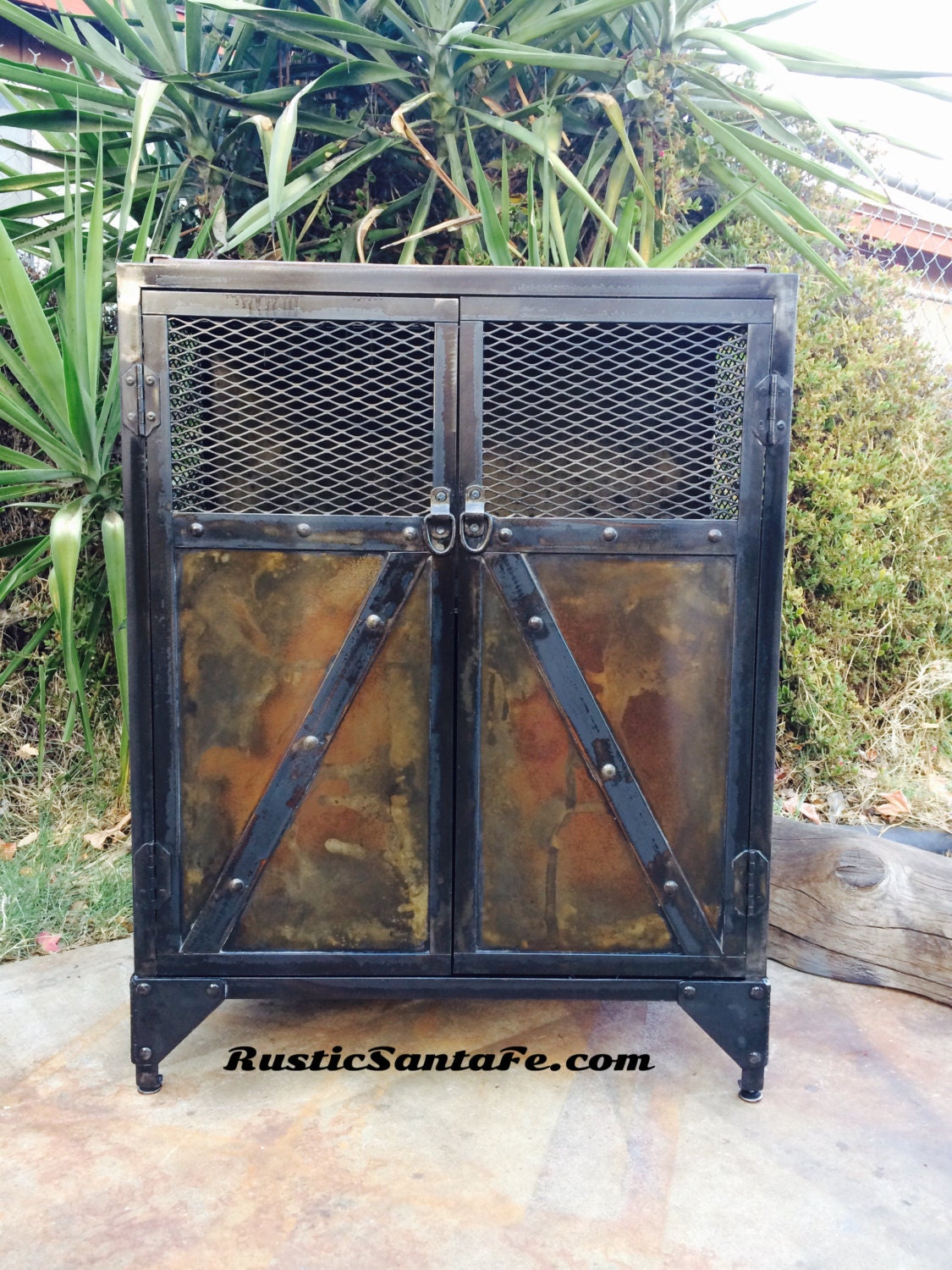 Superieur Vintage Industrial Style Liquor Cabinet, Reclaimed Urban Steel Locker/bar  Cart. Loft Design/french/classic. We Have Many Options Available