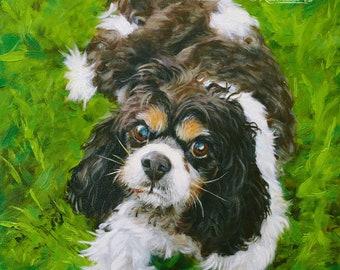 9c09e9008 Dog Portrait custom