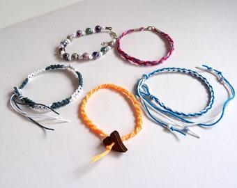 47a9575ef0e2a Festival bracelets | Etsy