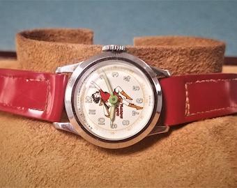 Mary Marvel Wrist Watch