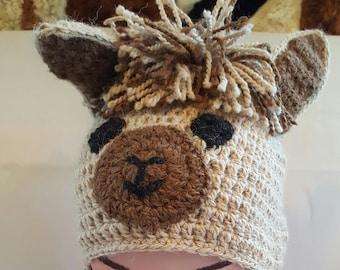 1e6c27dc0e0 Whimsical Alpaca Hat