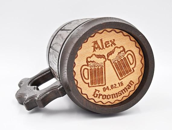 Best Man Gift Groomsman Gifts Groomsmen Gift Ideas Personalized Quality Wedding Gift Best Man Gift Idea Wedding Gifts Groomsmen Beer Mug