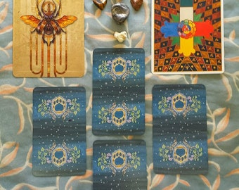 Find My Focus Tarot + Oracle Card Reading