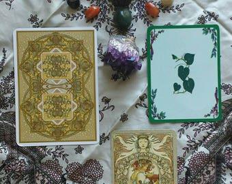 Four Voices Tarot + Oracle Card Reading