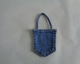 Doll Denim Purse