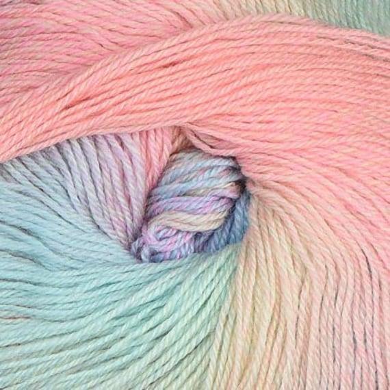 Knitting Fever Painted Desert Gradient Superwash Hand Painted Etsy