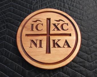 Christ;Christ the Victor;Christian symbol;Orthodox symbol;Eastern Christian