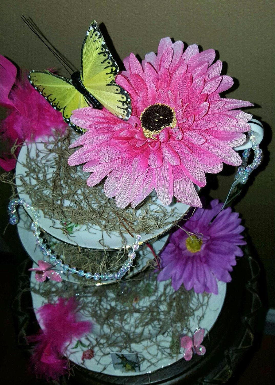 Alice In Wonderland Birthday Party Centerpiece Decor Tea Time   Etsy