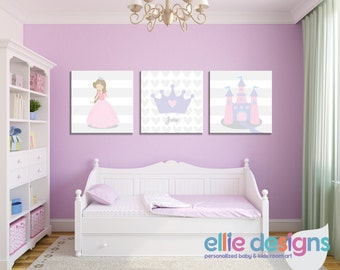 6d002370d Princess wall art