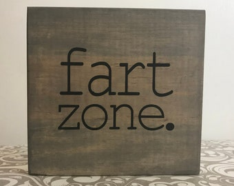 man cave bathroom hunting fart zone fun bathroom man cave dorm sign decor cave bathroom etsy