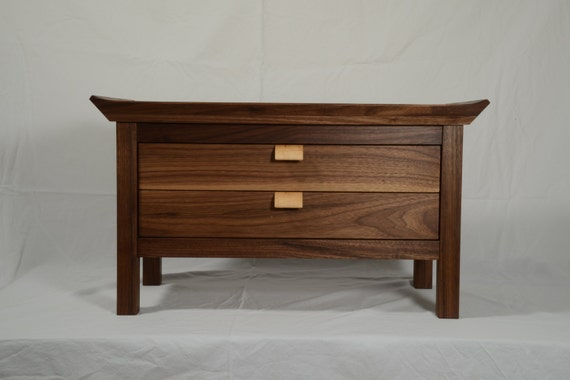 image 0 - Console Table/Asian Antique Style Small Desk With Two Etsy