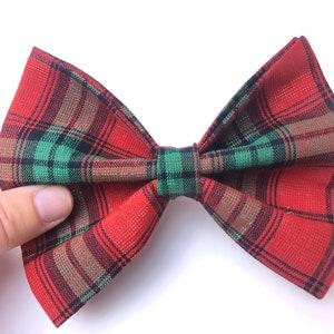 Deck The Halls  Dog Bow Tie
