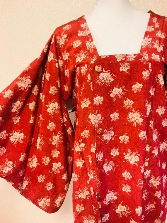 Vintage kimono coat  antique kimonos