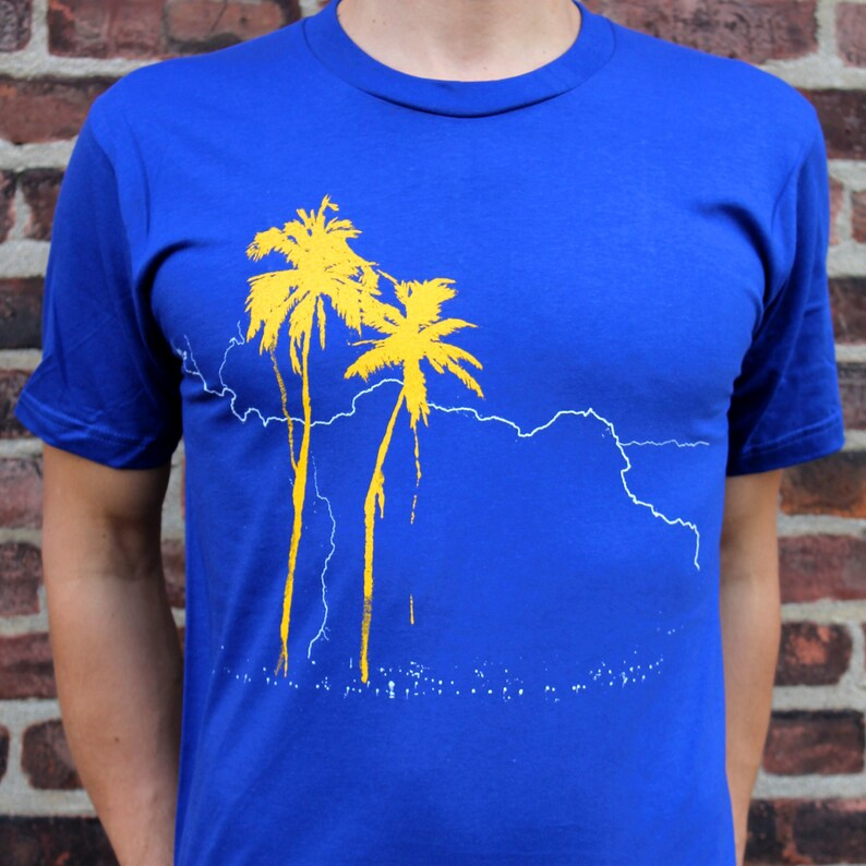 Los Angeles Chargers Art-Inspired Tee  Surf City image 0