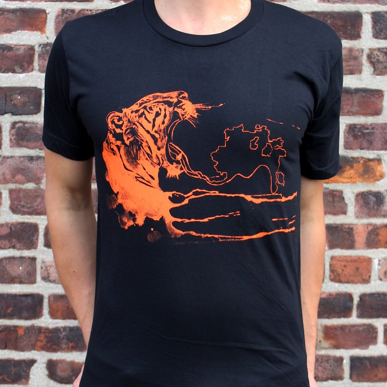 Cincinnati Bengals Art-Inspired Tee  Cin City image 0