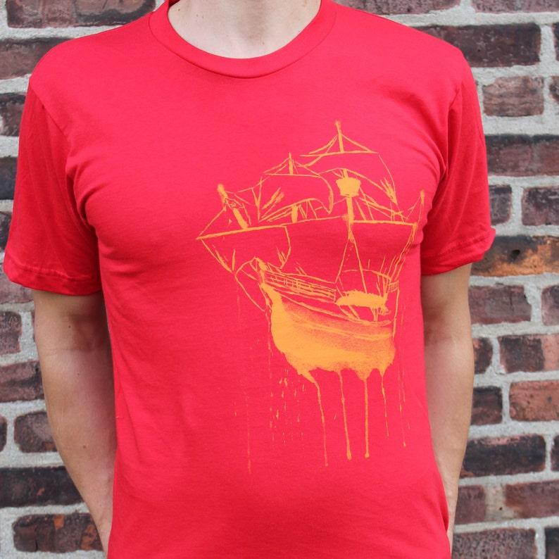 Tampa Bay Buccaneers Art-Inspired Tee  Pirate's Landing image 0