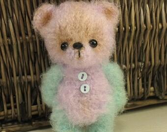 Teddy bear named Savka