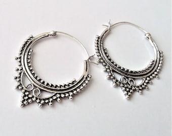 e51748a0f3b47 Hippie style earring | Etsy