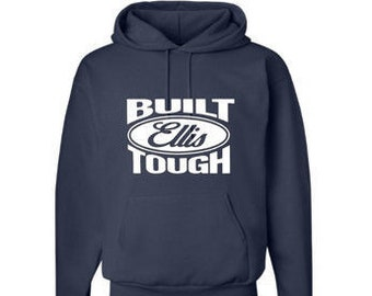 Family Personalized Hoodies, Custom Family Hoodies, Gift Idea for Dad, Family Gift Ideas, Father's Day Gift, New Dad Gift