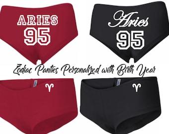 Sagittarius Have More Fun Astrology Zodiac Sign Funny Womens Boyshort Underwear Panties