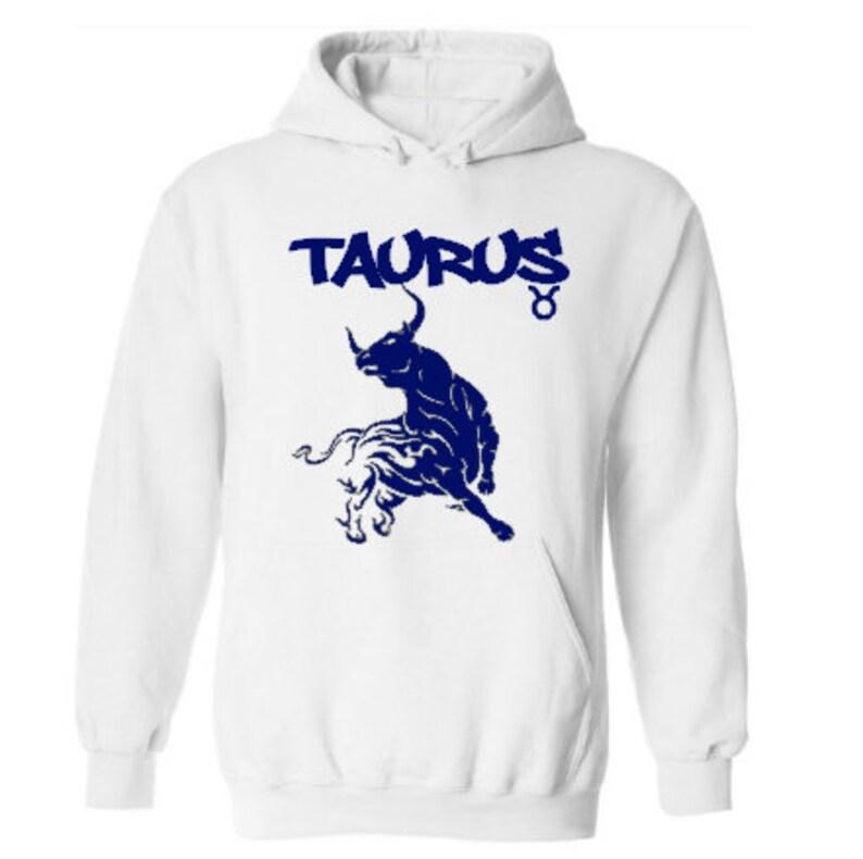 Taurus Men/'s Birthday Hoodie-Personalized-Tuarus Men/'s Birthday Gift-Mens Gift Idea-April Birthday Gift-May Birthday Gift Idea-Zodiac Gift