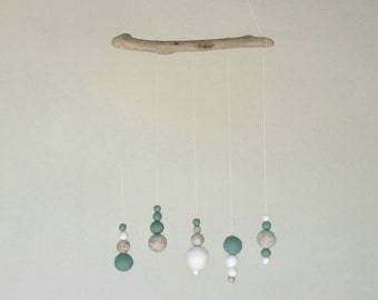 Baby Mobile : Driftwood Baby Mobile