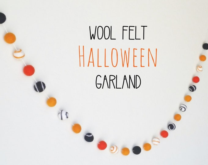 Fall Garland : Halloween decor