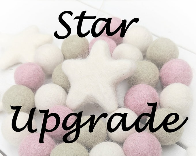Upgrade to a medium-sized star