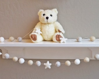 Nursery Garland : Gender Neutral nursery garland