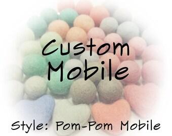 Customize / Upgrade your Pom Pom Mobile