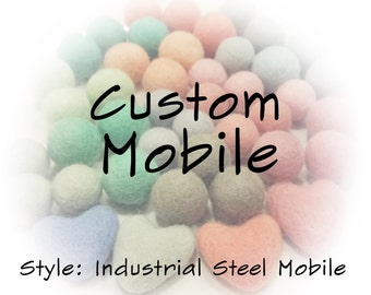 Customize / Upgrade your Industrial Steel Mobile