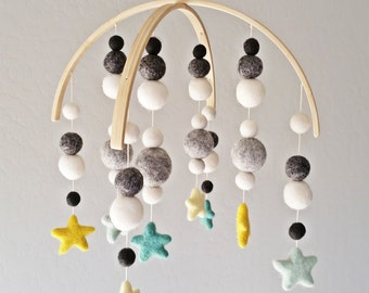 Baby Mobile : Twinkle Twinkle star mobile