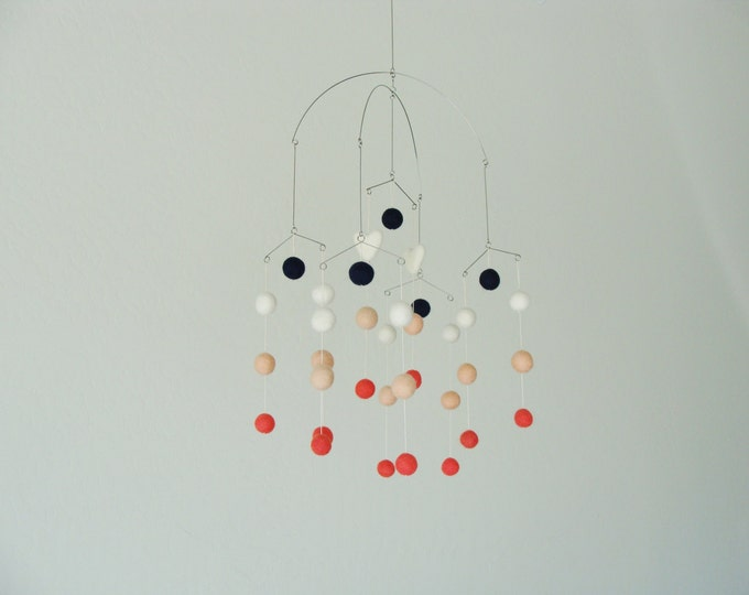 Baby Mobile : Industrial Chandelier Mobile
