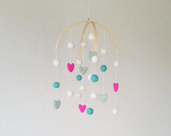 Baby Mobile : Whimsical Grace