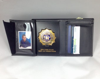 Modified bifold wallet with credit card slots