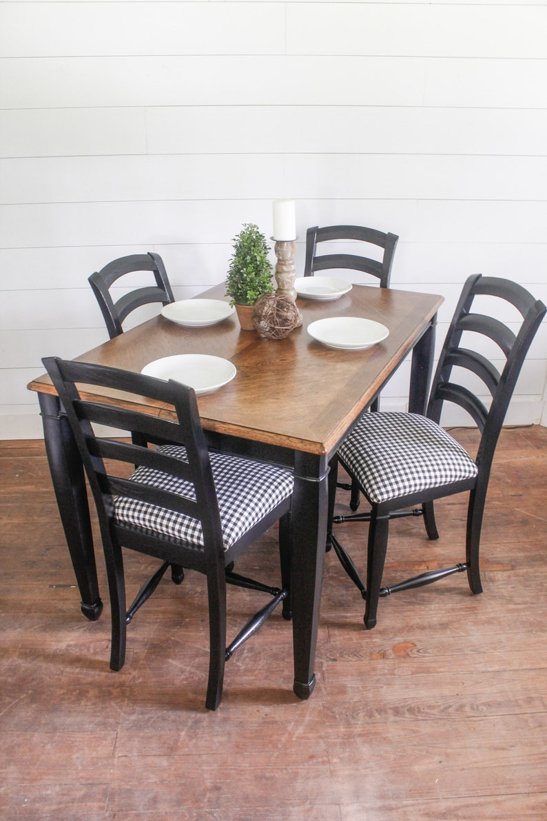 Genial 8 Piece Counter Height Dining Set