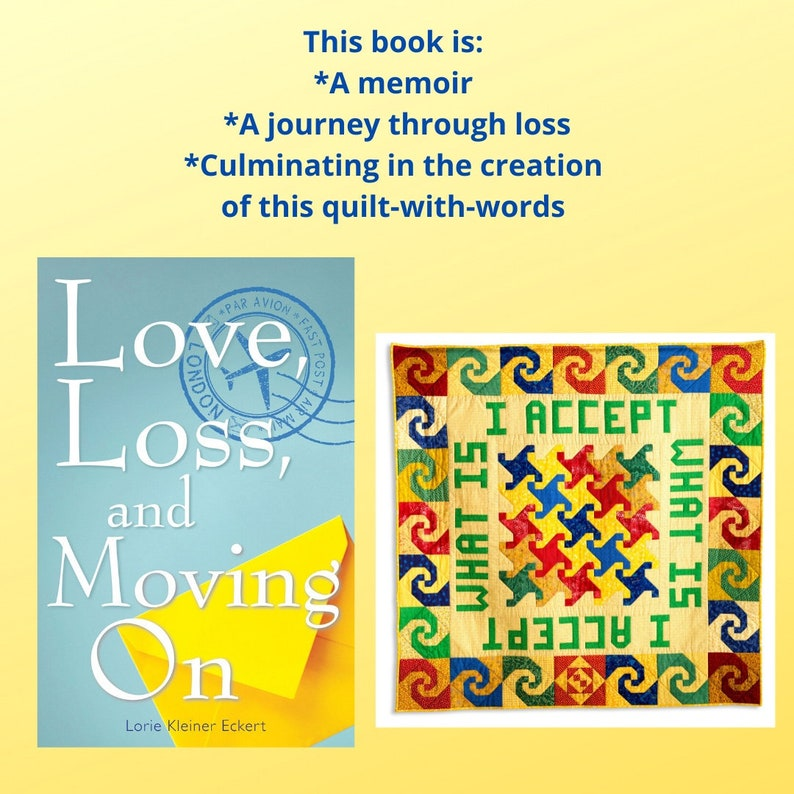 Love Loss and Moving On Book Memoir Unauthorized image 0