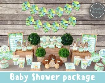 Safari Jungle Baby Shower ...