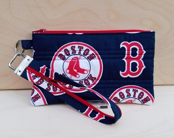 Game Day Wristlet Boston Red Sox