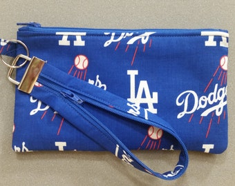Game Day Wristlet Los Angeles Dodgers