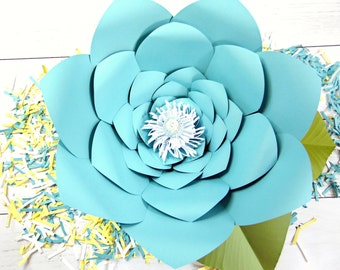 Giant Paper Flower Wall, Large Backdrop Flowers, Patterns & Tutorials, DIY Flower Templates and Instructions, SVG Cut Files
