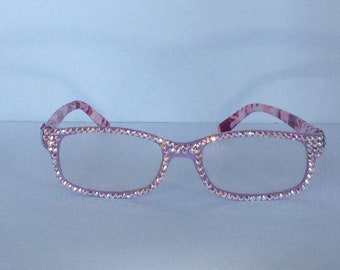 31c8dc9dc26 Swarovski Crystal Reading Glasses