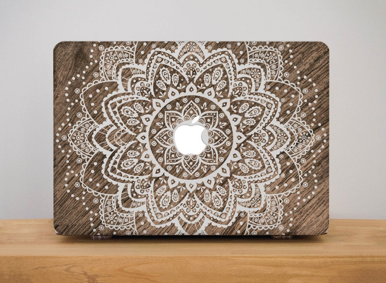 official photos 27193 1f9f3 Mandala Macbook Pro Hard Case Macbook Air 13 Hard Case White Macbook Pro  Retina Hard 2019 Macbook 15 inch Hard Case Macbook 12 PP2106
