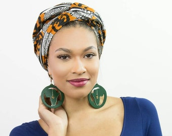 Mommy and me head wrap, African print scarf, Mommy and me headwrap, African head wrap, African head wraps for women, Africa headwrap, Africa