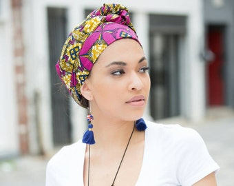 African head wrap, African headwrap, Ankara head wrap, African scarves, Ankara scarves, African fabric, African clothing, African head bands