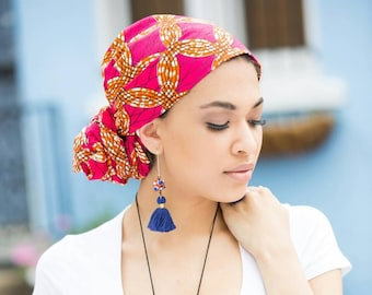 African head wrap, African clothing, African fabric, Head wraps for women, Head wrap, African scarf, Ankara head wrap, African scarves