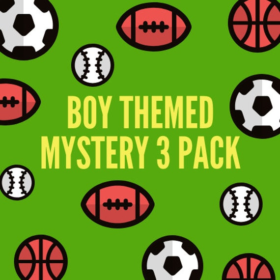 5855bd44517f5 Mystery 3 Pack  Boys
