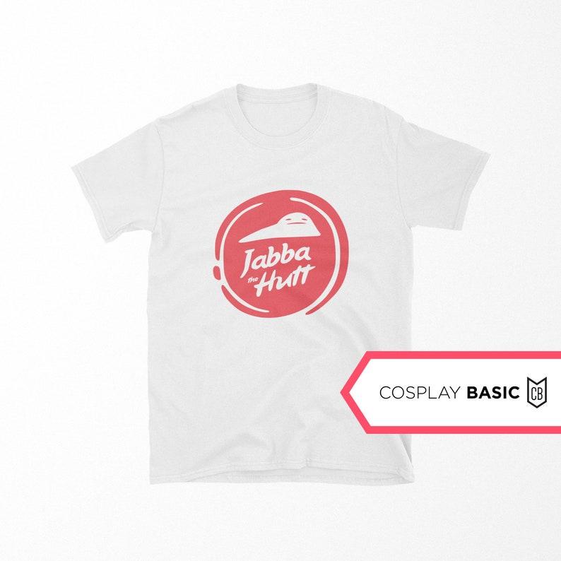 26a65fc1 Jabba the Hutt Pizza Hut Shirt // Star Wars Funny Shirt   Etsy