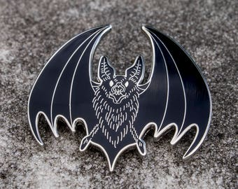 Nocturna Open Edition Pin